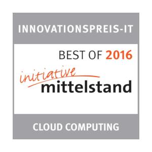 Initiative Mittelstand – Best of Cloud Computing 2016